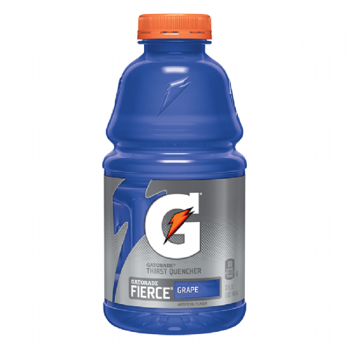Gatorade Fierce Grape 32oz  (US)